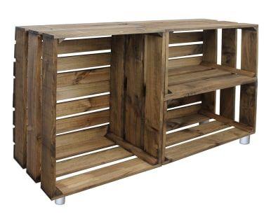 1000 ideas about meuble tv bois massif on pinterest. Black Bedroom Furniture Sets. Home Design Ideas