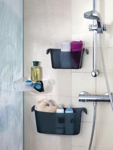 BOKS rohový organizér do koupelny | Koziol | kompletní nabídka z aktuálního katalogu | design, barvy, kvalita | made in Germany | www.koziolshop.cz