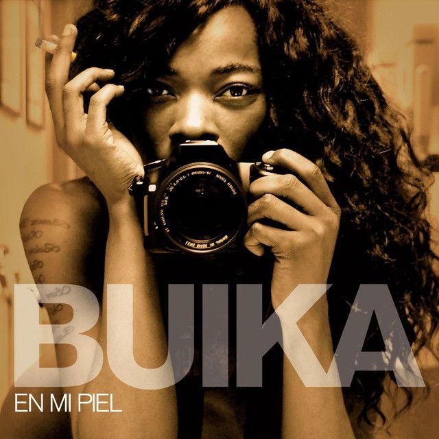 """""""En el ultimo trago - con la colaboracion de Chucho Valdes"""" by Buika was added to my Descubrimiento semanal playlist on Spotify"""