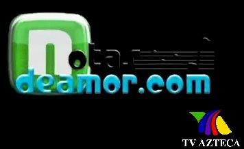 Notas de amor.com Novelas 2013 - Telenovelas Y Series