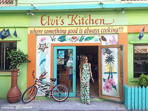 Elvi S Kitchen San Pedro