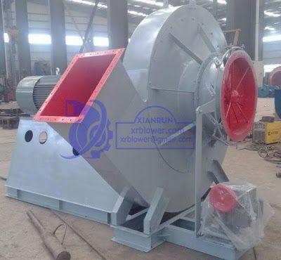 Xianrun Blower: Coke oven gas centrifugal fan in metallurgical ind...
