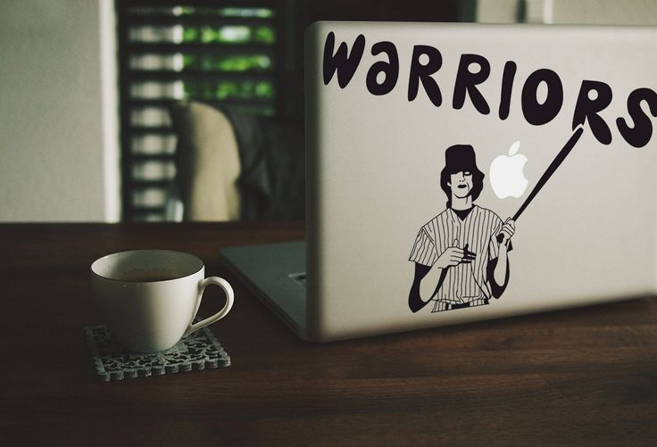 Warriors || MacBook sticker || our online store: www.etsy.com/it/shop/PasteITsticker || our facebook page: https://www.facebook.com/pasteit.it || #pasteit #sticker #stickers #macbook #apple #blackandwhite #art #drawing #custom #customize #diy #decoration #illustration #design #technology #computer #pc #censored #concept #idea#movie #quote #words #lettering #minimalist #decal #skin #cover #laptop #character #warriors #cinema