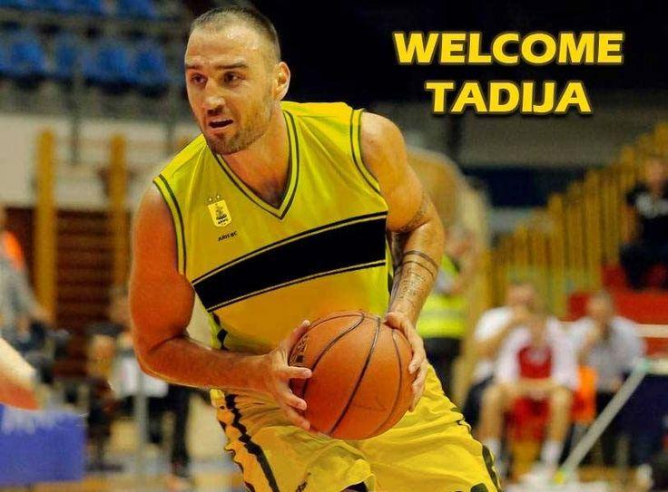 Ο Tadija Dragicevic στον ΑΡΗ   Aris BC Official