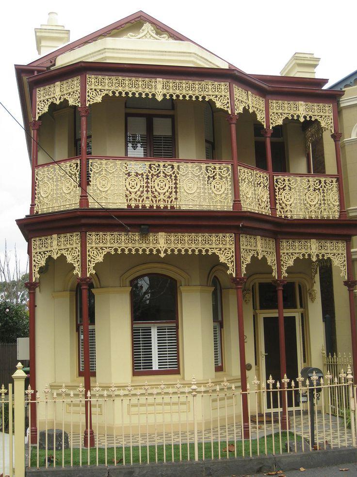 a Victorian Terrace House - Flemington, Melbourne Victoria