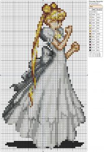 Sailor Moon cross stitch! And so many more patterns on this site!