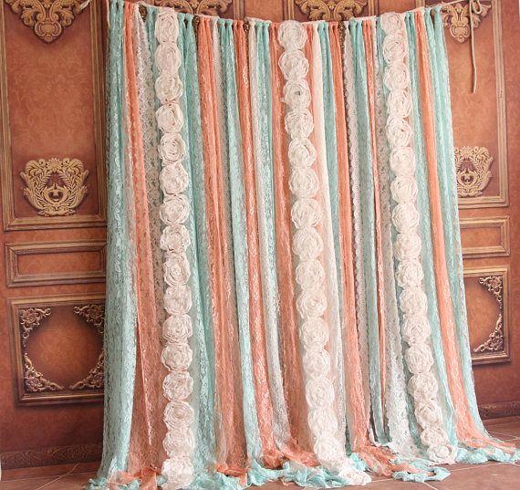 25  best ideas about fabric backdrop wedding on pinterest