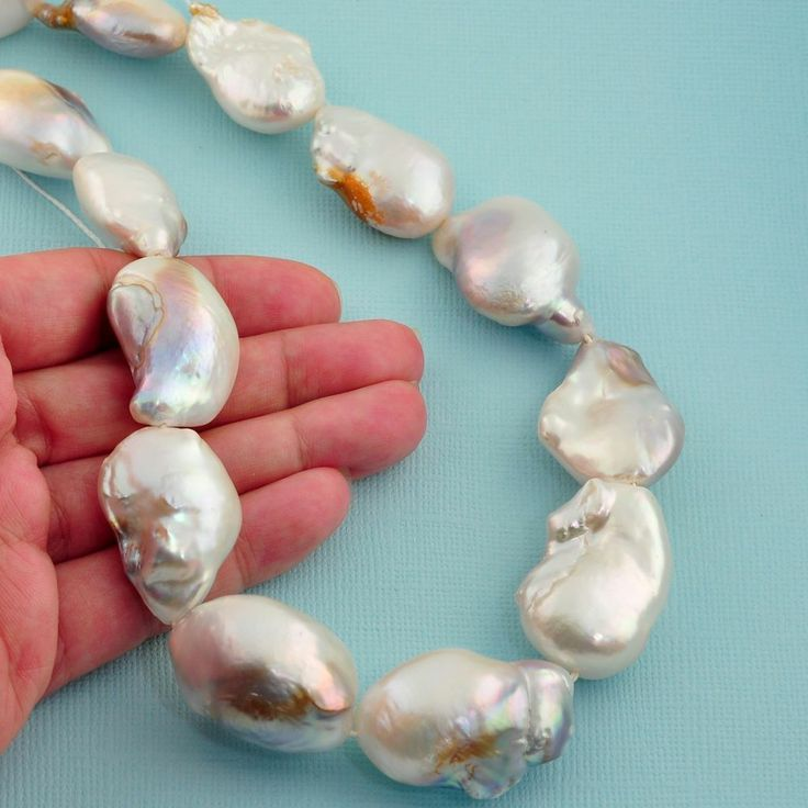 large freshwater pearls baroque detail strands price product pearl wholesale natural