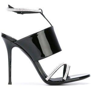 Giuseppe Zanotti Design crystal embellished sandals