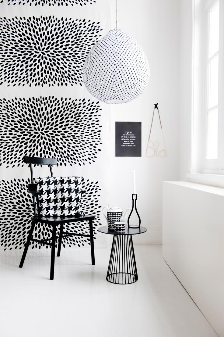 Our Keffieh lamp in Dutch magazine Viva. Styling: Brechtje Troost - Photography: Jantien de Bood