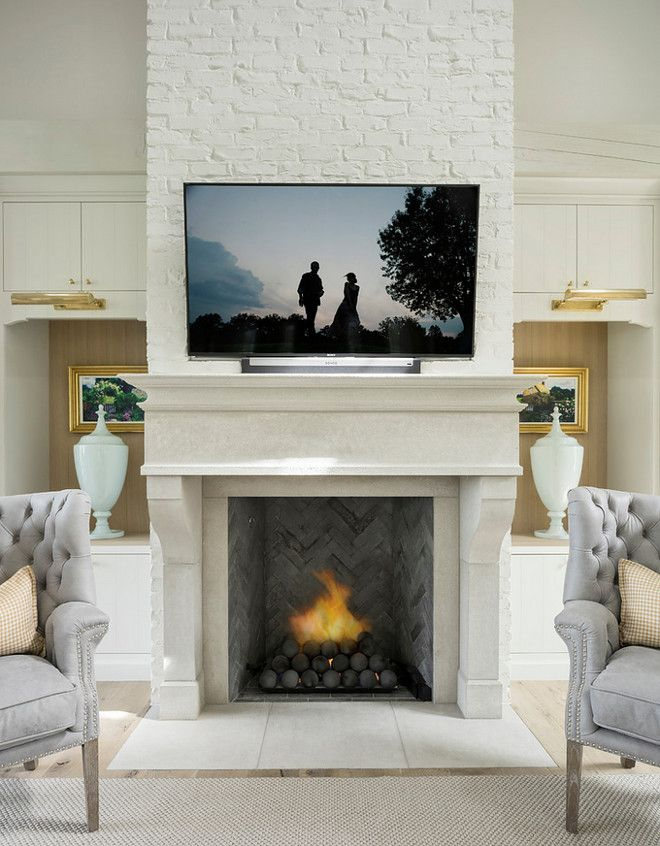 345 best Fireplace images on Pinterest | Fireplace ideas ...