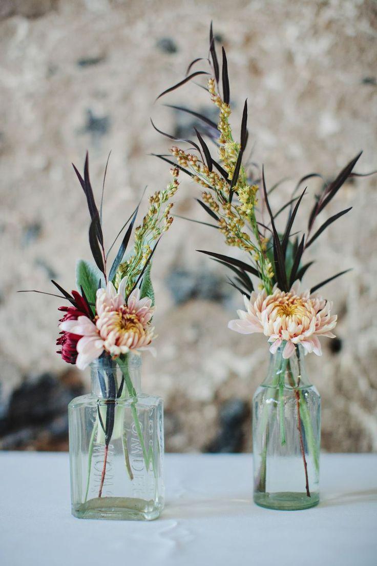 Photography: Ciro Photography - http://www.stylemepretty.com/portfolio/ciro-photography Floral Design: Love 'n Fresh Flowers - http://www.stylemepretty.com/portfolio/love-n-fresh-flowers-9   Read More on SMP: http://www.stylemepretty.com/2014/12/23/rustic-elegance-at-sweetwater-farm/