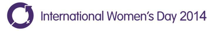 Happy International Women's Day 2014, dear sisters! <3 Pin directs you to: International Women's Day . com