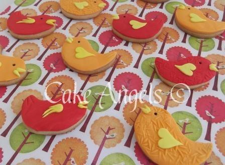 Bird Cookies Galore ...