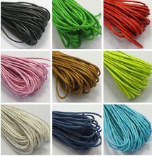 groothandel 80 meter 1mm gewaxt draad katoenen koord koord riem touw ketting armband fit het maken van sieraden accessoires(China (Mainland))