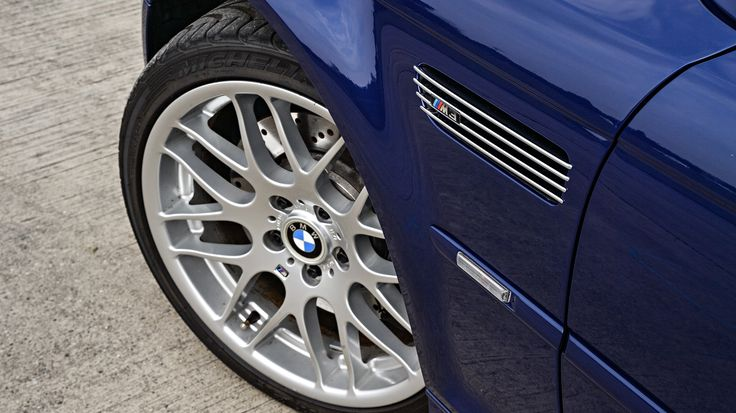 BMW M3 Coupe Competition Package (E46) 2005