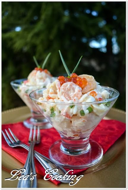 The Best Seafood Salad Recipe Ever Want to impress your guests? Well, this is the way to do it. The people who loves seafood will love it!