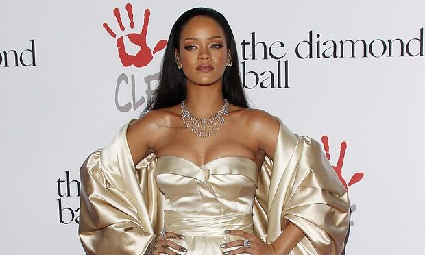 Rihanna: is she gown and out?