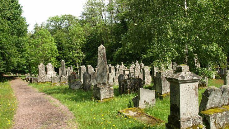 Jungholtz : cimetière Juif.