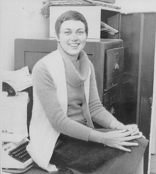 Local reporter Yvonne Mysliwiec (pictured) was attacked near her home in Ilkley, West Yorkshire in 1979. It is alleged that she was attacked by Peter Sutcliffe