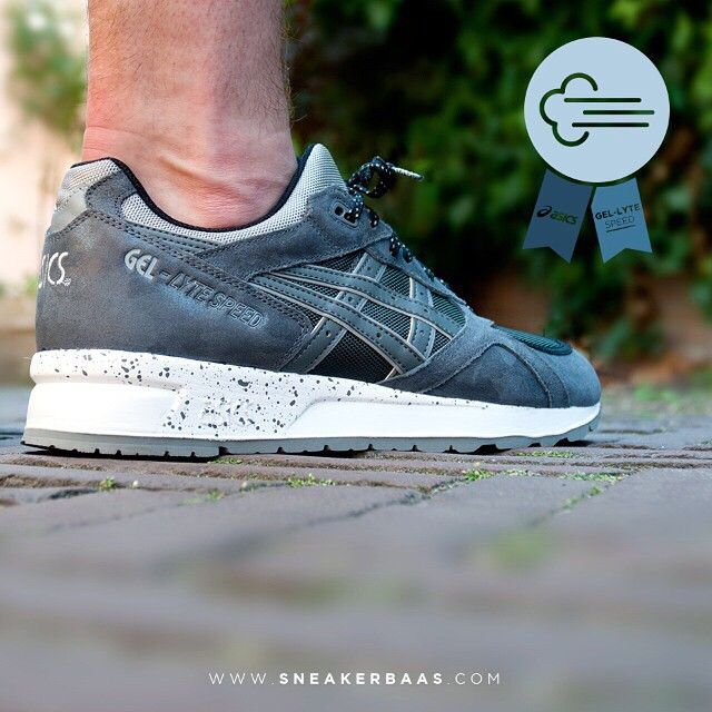 #asics #gellyte #gellytespeed #gel #asicsgel #asicsspeed #sneakerbaas #baasbovenbaas  Asics Gel-Lyte Speed - Now available online, priced at € 119,95  For more info about your order please send an e-mail to webshop@sneakerbaas.com!  #sneakerfreaker #complexsneakers#baasbovenbaas #instakicks#sneakersaddict #womft#wivah#solecollector #nicekicks#complexkicks#sneakernews#igsneakercommunity#sneakers#kicksonfire #feetheat#shoes#shoegasm #sneakerfreak#sneakerhead#kicksoftheday#kickstagram #kicks