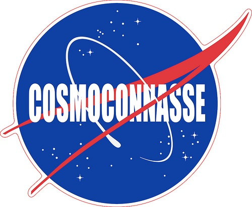 COSMOCONNASSE Sticker (2012)
