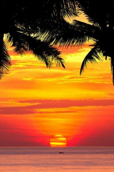 Sunrise ~ Thailand