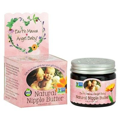 Earth Mama Angel Baby Natural Nipple Butter - 2 oz. : Target
