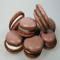 Macarons speculaas