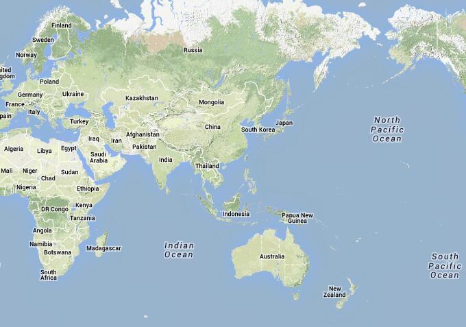 Interactive Map – Follow the Baton | Glasgow 2014 - Commonwealth Games