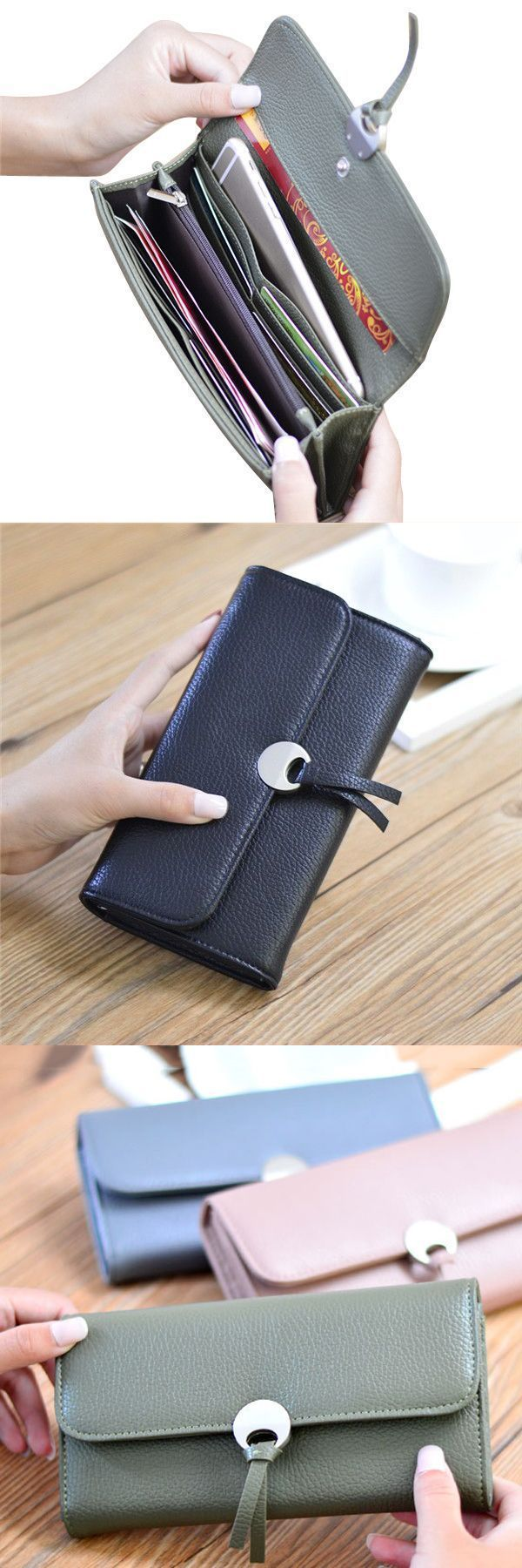 Wallets under 20 lichee pattern hasp long wallet 3 folded purse card holder coin bags 5.5#8221; phone case for iphone 7p #31 #wallets #reviews #dosh #wallets #09 #series #i #santi #wallets #wallets #house #of #fraser