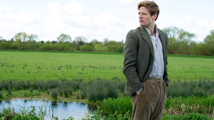 Man Candy Monday: We're Going to Hell for This Edition (Grantchester)