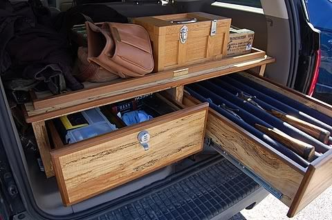 Pickup bed gun gear storage gun gear pinterest bed storage beds and storage - Truck bed storage ideas ...