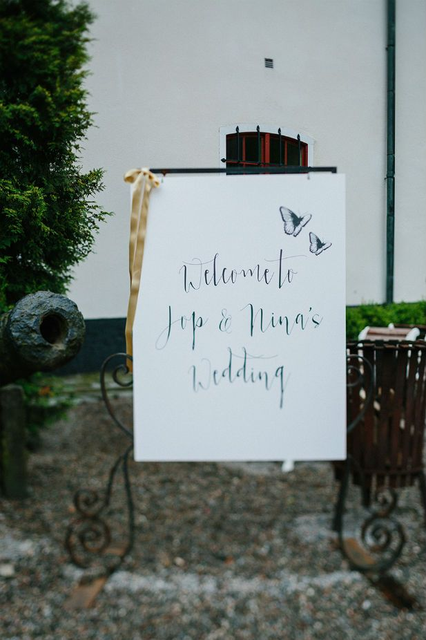 Cute personalization! Photography by Therese Winberg