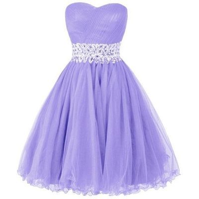 light purple homecoming dress #homecomingdresses #SIMIBridal