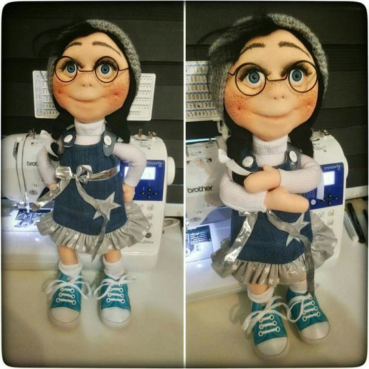 Hanička 😍 my new handmade  doll