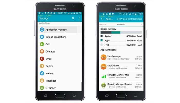 Beberapa aplikasi yang berjalan dilatar belakang biasanaya aplikasi dan game yang membutuhkan koneksi seperti Line, Blackberry Messenger, Mobile Legend, AOV dan masih banyak lagi yang lainnya. Berikut dibawah ini cara menutup aplikasi Android yang berjalan dilatar belakang.
