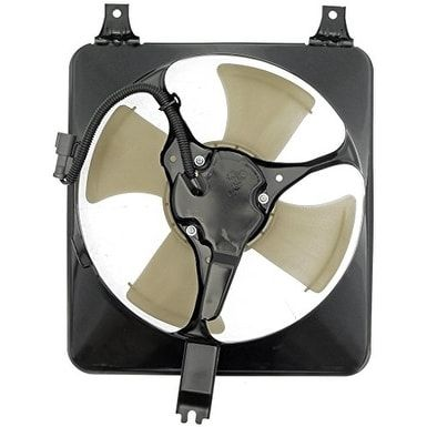Dorman 620-201 Radiator Fan Assembly - Black