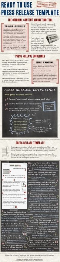 57 best Press Release images on Pinterest Press release, Public - press release template sample