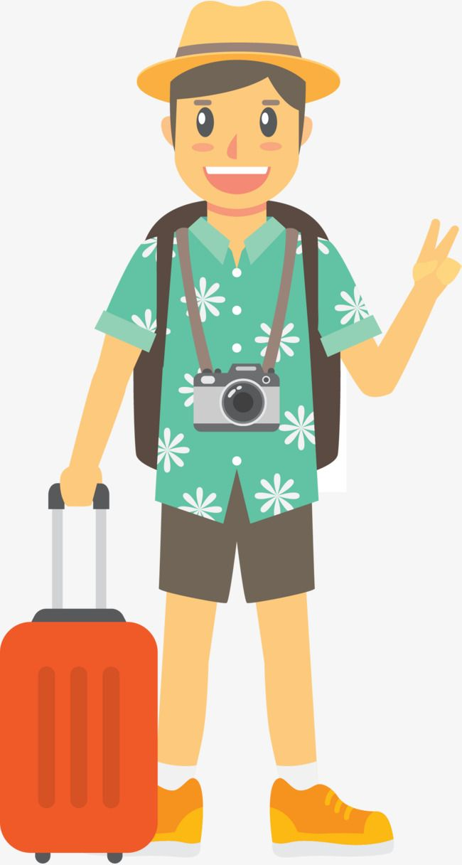 Tourists Traveling By The Sea Sea Clipart Tourist Vacation Png And Vector With Transparent