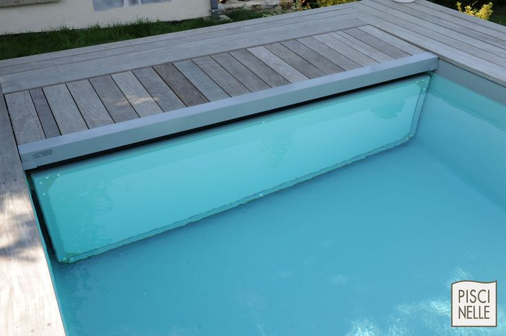 1000 ideas about couverture de piscine on pinterest for Piscine couverture mobile
