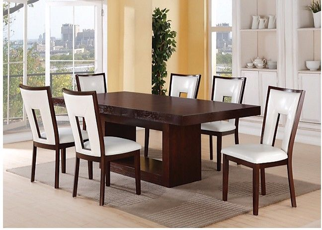 the brick dining room furniture | Antonio 7-Piece Dining Package | The Brick | Furniture ...