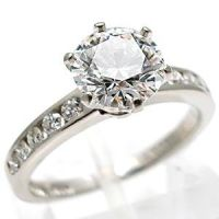Помолвочные кольца Тиффани