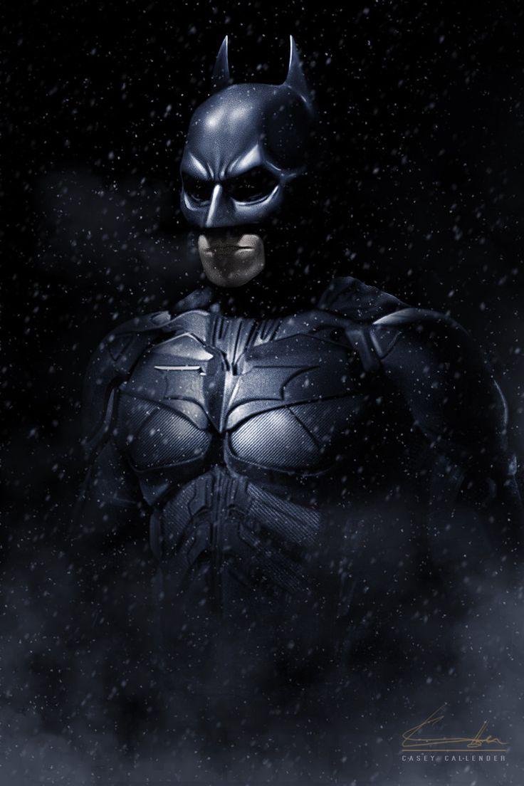 The Dark Knight by caseycallenderart.deviantart.com