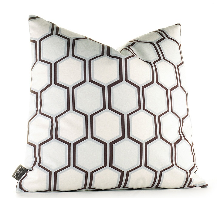 Hive Modern Pillows : 35 best Inspiration: Hives images on Pinterest Arquitetura, Groomsmen and Bee honeycomb