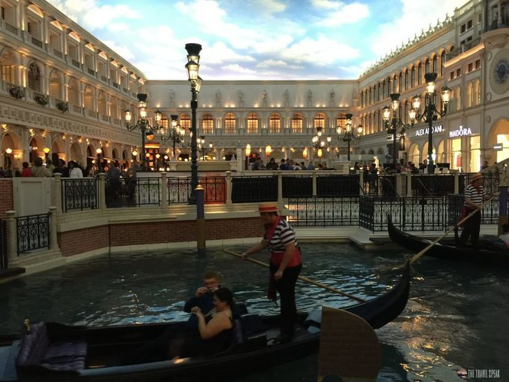 A Long Weekend In Vegas - Time to Get Naughty | The Travel Speak