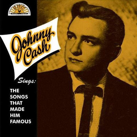 Johnny Cash Sings The Songs That Made Him Famous – Knick Knack Records