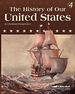Fourth grade history - Another book I was edition editor for. :)  Loved working in ABB Publishing!