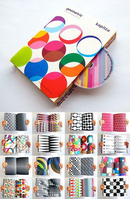 Geometric Pattern Book