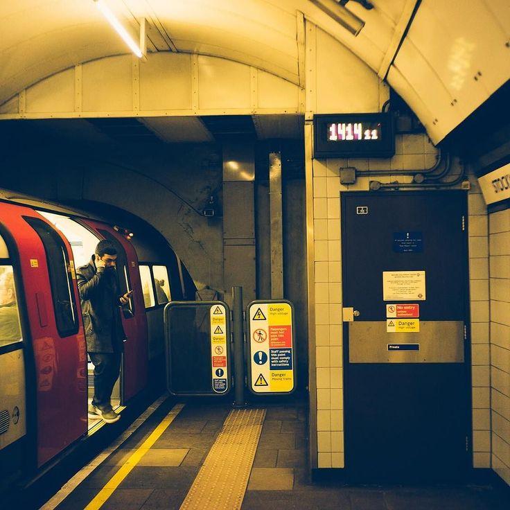 #1414 #tube #london #GB